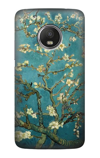 Printed Blossoming Almond Tree Van Gogh HTC One (E8) Case