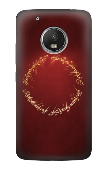 Printed Lord of the Ring HTC One (E8) Case