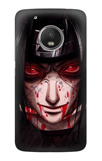 Printed Naruto Uchiha Itachi HTC One (E8) Case