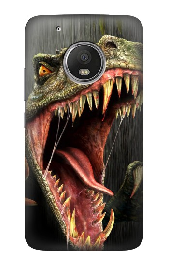 Printed T-Rex Dinosaur HTC One (E8) Case