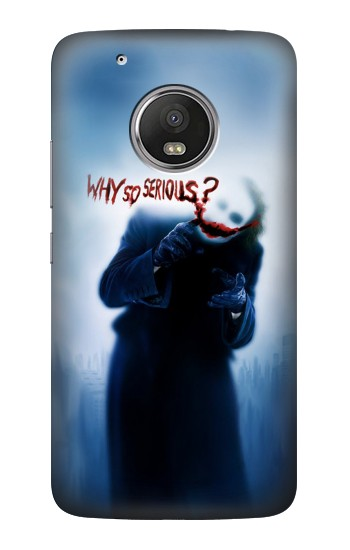 Printed Batman Joker Why So Serious HTC One (E8) Case