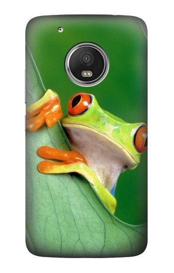 Printed Little Frog HTC One (E8) Case