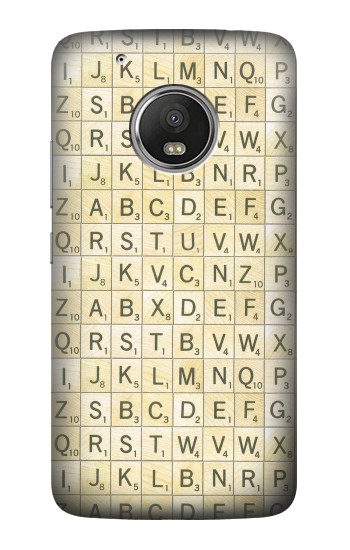 Printed Scrabble Word Game HTC One (E8) Case