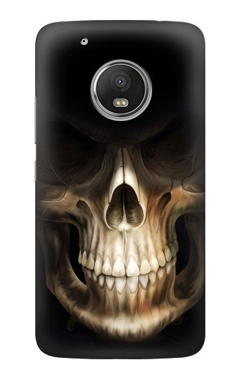 Printed Skull Face Grim Reaper HTC One (E8) Case