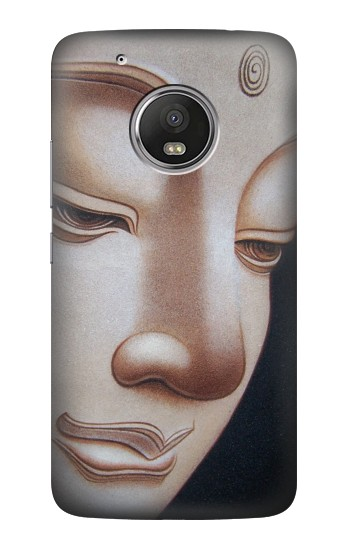 Printed Buddha Face HTC One (E8) Case
