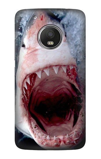 Printed Jaws Shark Mouth HTC One (E8) Case