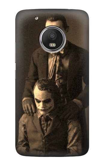 Printed Jokers Together HTC One (E8) Case