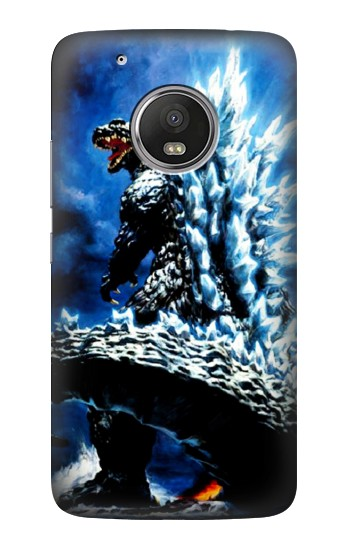 Printed Godzilla Giant Monster HTC One (E8) Case