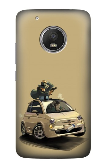 Printed Lupin The Third HTC One (E8) Case