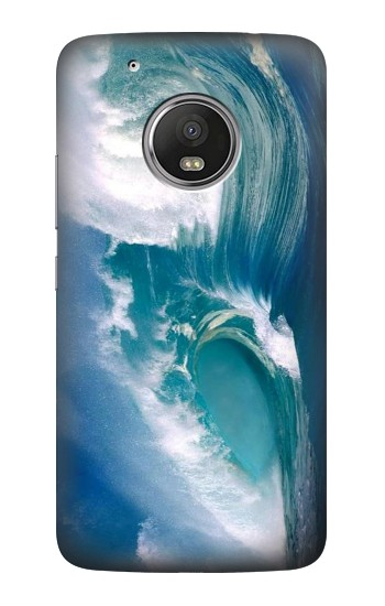 Printed Amazing Oceans Waves HTC One (E8) Case