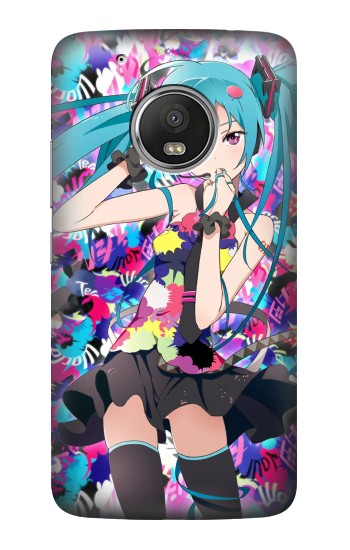 Printed Vocaloid Hatsune Miku Tell Your World HTC One (E8) Case
