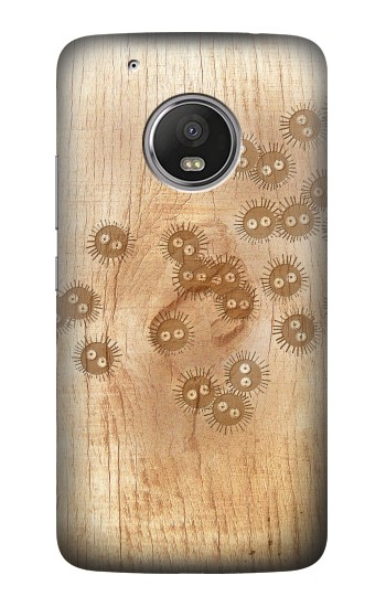 Printed Spirited Away Wood Art Graphic Printed HTC One (E8) Case
