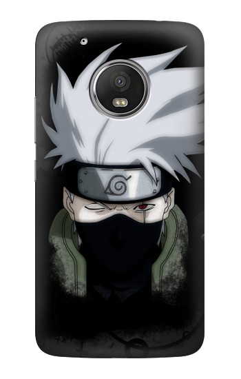 Printed Hatake Kakashi 6th Hokage Naruto HTC One (E8) Case