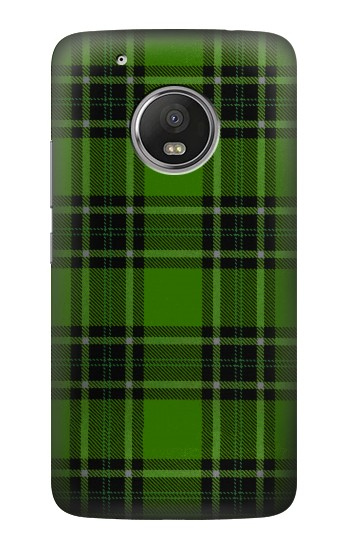 Printed Tartan Green Pattern HTC One (E8) Case