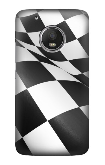 Printed Checkered Winner Flag HTC One (E8) Case