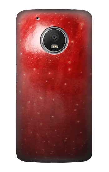 Printed Red Apple Texture Seamless HTC One (E8) Case