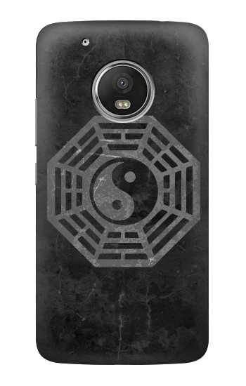 Printed Dharma Yin Yang HTC One (E8) Case