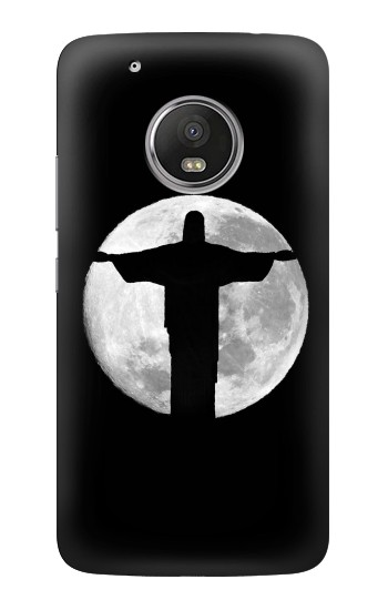Printed Jesus Christ Religion Christian Statue HTC One (E8) Case