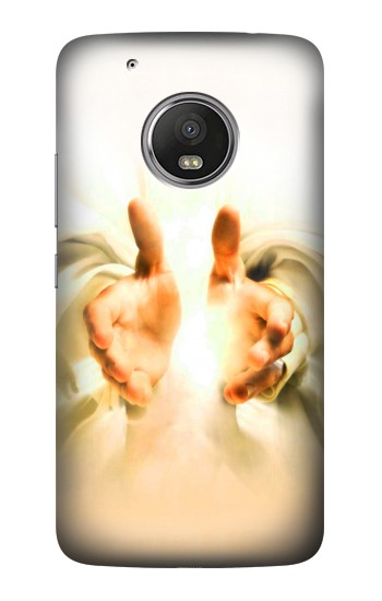 Printed Hand of God HTC One (E8) Case