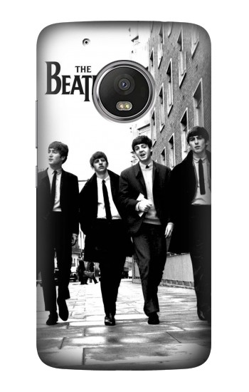 Printed The Beatles in London HTC One (E8) Case