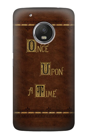 Printed Once Upon A Time Book HTC One (E8) Case