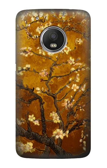 Printed Yellow Blossoming Almond Tree Van Gogh HTC One (E8) Case