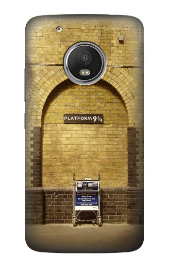 Printed Platform 934 London Railway Station HTC One (E8) Case