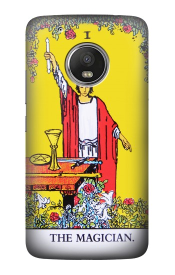 Printed Tarot Card The Magician HTC One (E8) Case