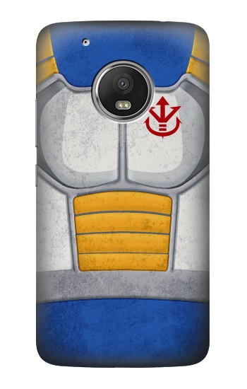 Printed Vintage Dragonball Z Vegeta Saiyan Armor HTC One (E8) Case