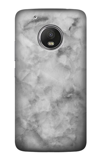 Printed Gray Marble Texture HTC One (E8) Case