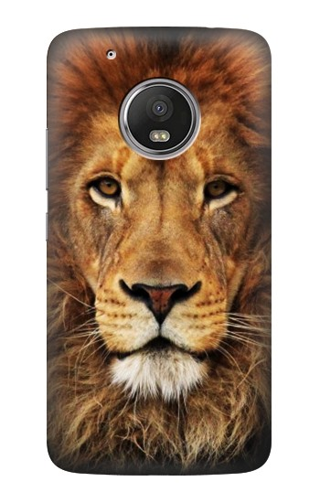 Printed Lion King of Beasts HTC One (E8) Case
