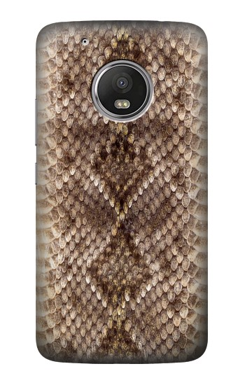 Printed Rattle Snake Skin HTC One (E8) Case