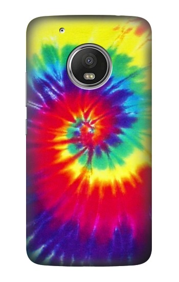 Printed Tie Dye Fabric Color HTC One (E8) Case