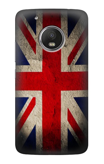 Printed Vintage British Flag HTC One (E8) Case