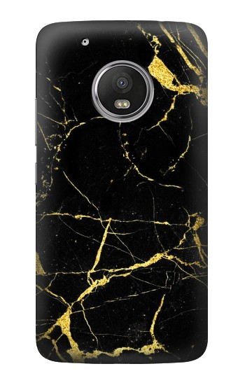 Printed Gold Marble Graphic Printed HTC One (E8) Case