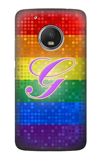 Printed Rainbow Gay Pride Flag Device HTC One (E8) Case