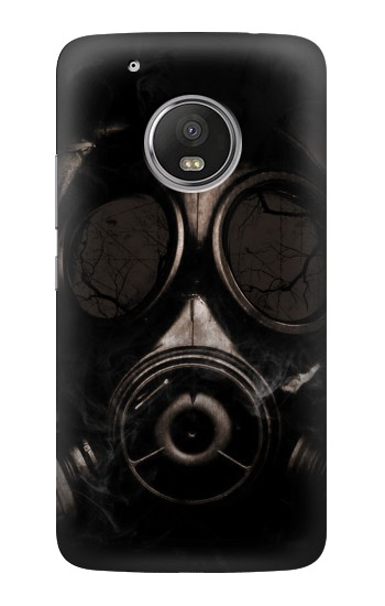 Printed Gas Mask HTC One (E8) Case