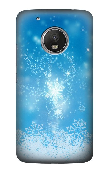 Printed Snow Spell Magic HTC One (E8) Case