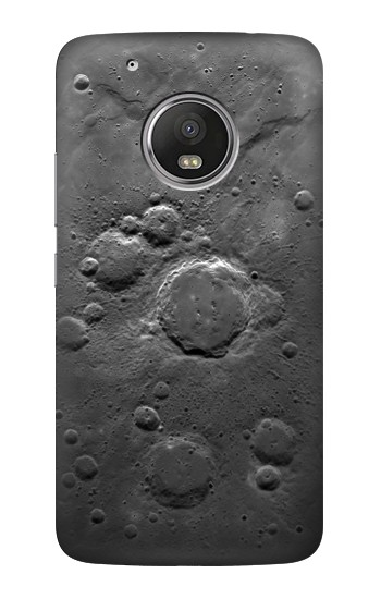 Printed Moon Surface HTC One (E8) Case