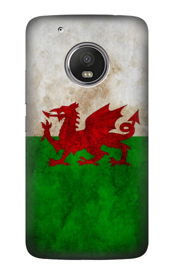 Printed Wales Red Dragon Flag HTC One (E8) Case