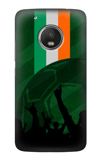 Printed Ireland Football Flag HTC One (E8) Case