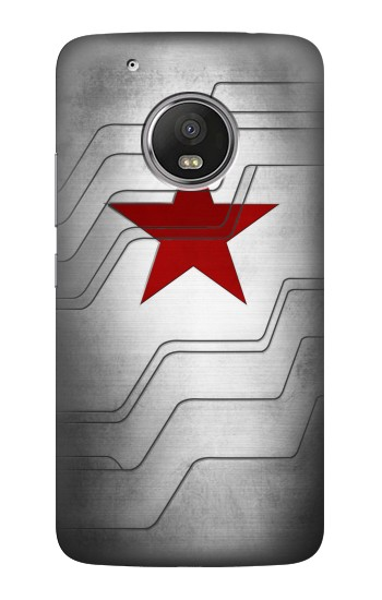 Printed Winter Soldier Bucky Arm Texture HTC One (E8) Case