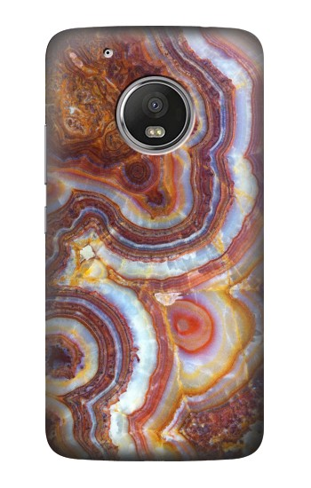 Printed Colored Marble Texture Printed HTC One (E8) Case