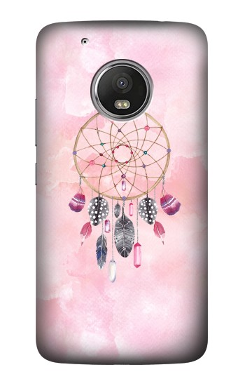 Printed Dreamcatcher Watercolor Painting HTC One (E8) Case