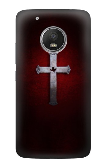 Printed Christian Cross HTC One (E8) Case