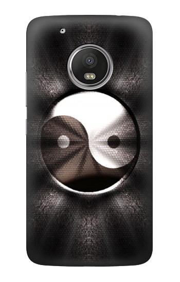 Printed Yin Yang Symbol HTC One (E8) Case