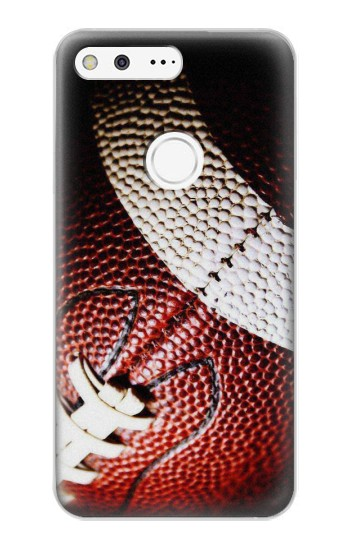 Printed American Football Google Pixel XL Case