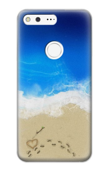 Printed Relax Beach Google Pixel XL Case