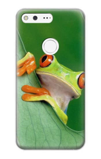 Printed Little Frog Google Pixel XL Case