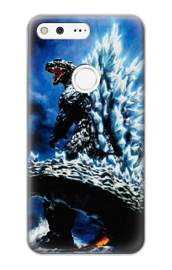 Printed Godzilla Giant Monster Google Pixel XL Case